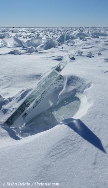 Shard of ice
