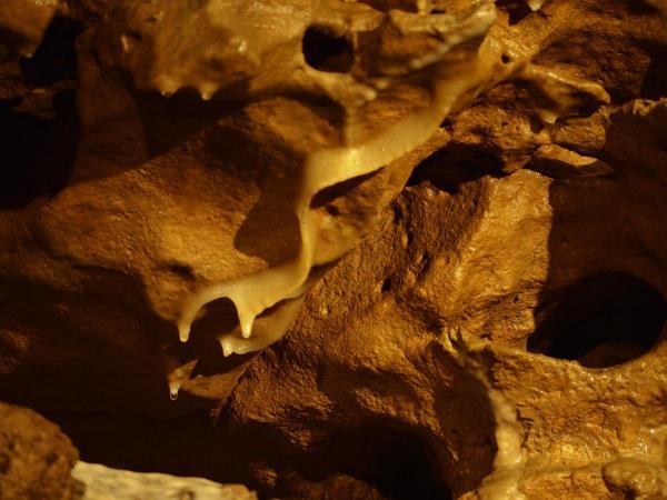 Ribbon, Crystal Cave, WI