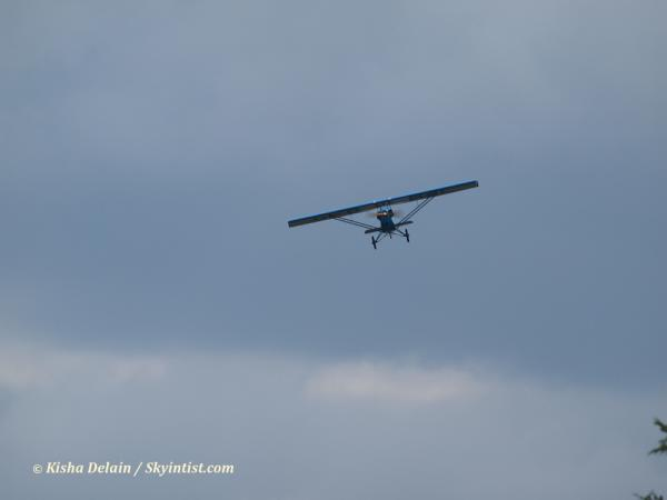 G-OHAL at Old Sarum #2