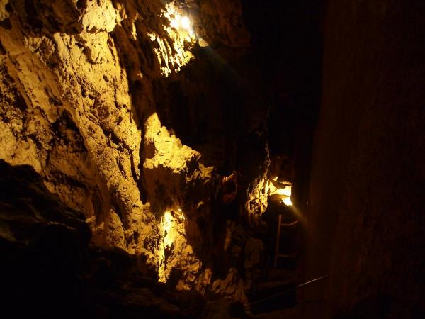 Crystal Cave, WI